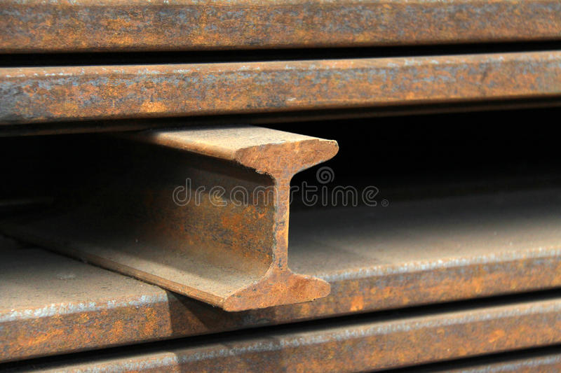 Download Steel Materials Products In Cross Section Stock Photo - Image: 28478910