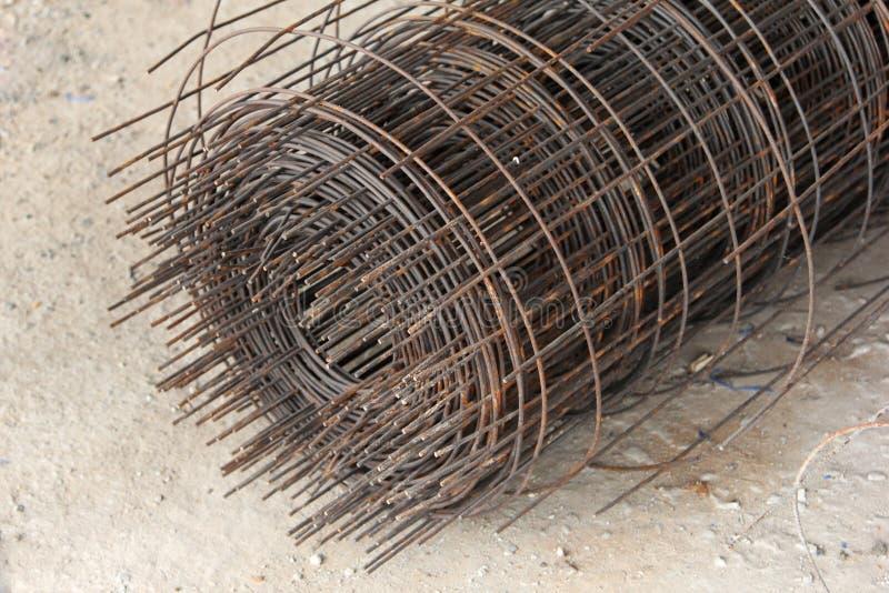 Download Steel mesh infrastructure stock photo. Image of reinforce - 33447988