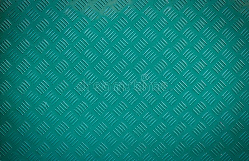 Abstract pattern background steel floor in industrial factory stock image