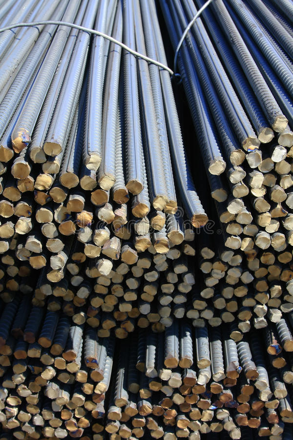 Download Steel rods stock photo. Image of power, parallel, colors - 17825362