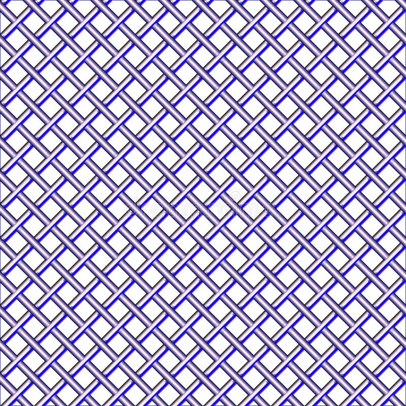 Download Steel seamless mesh stock vector. Image of equal, continuous - 19473411