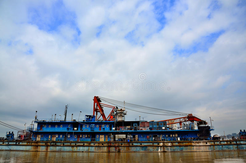 Download Steel ship stock image. Image of travel, blue, rust, steel - 31927267