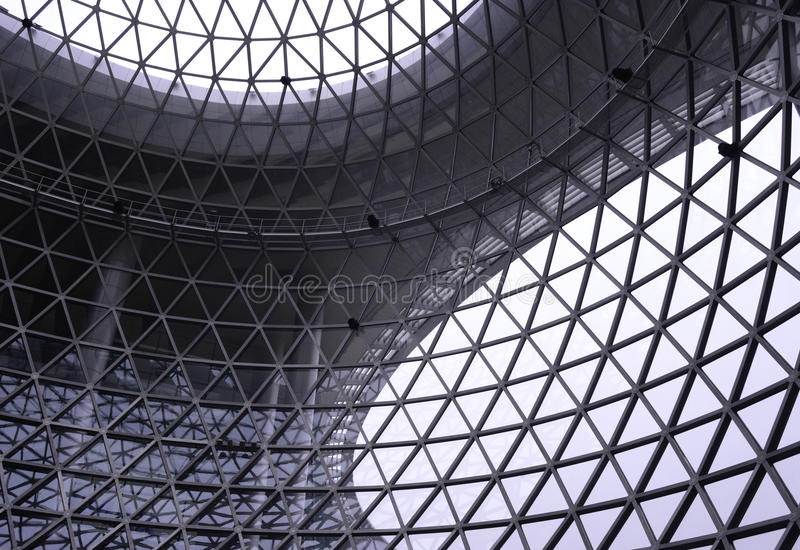 Download Steel Structure stock image. Image of grids, station - 17351593