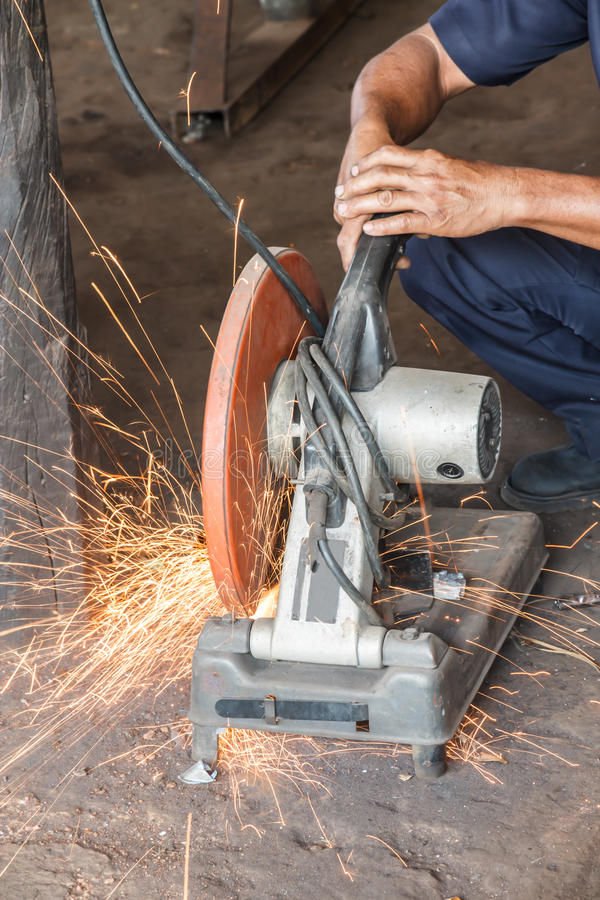 Download Steel tailor stock image. Image of electric, circular - 39508575
