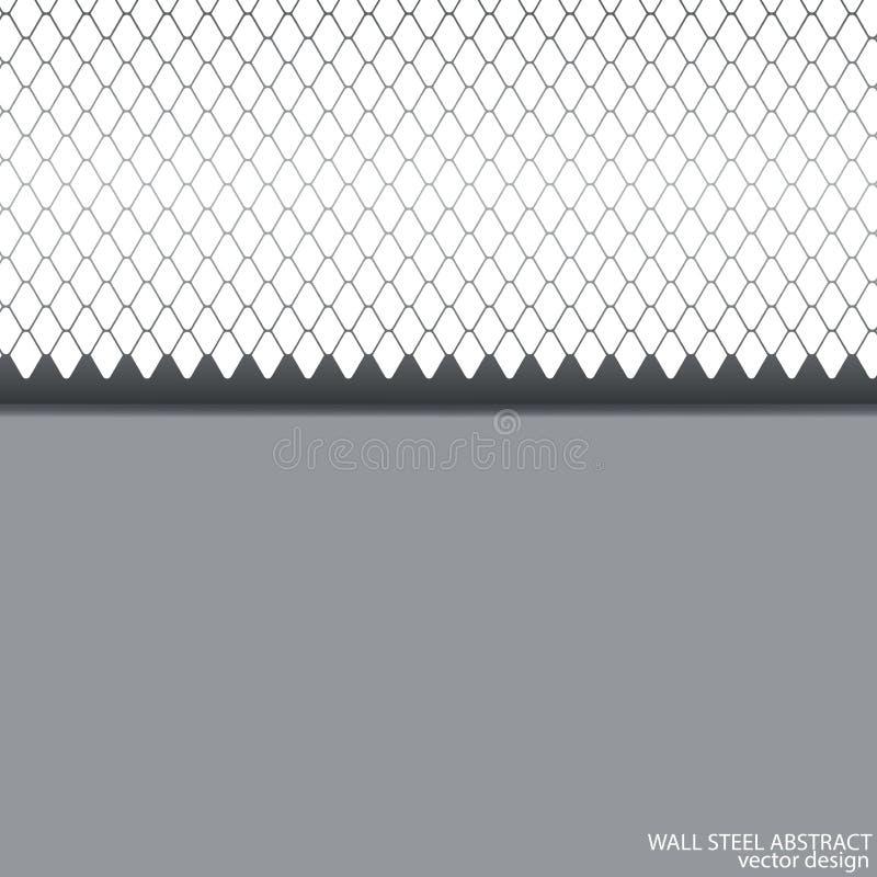 Steel template design vector illustration