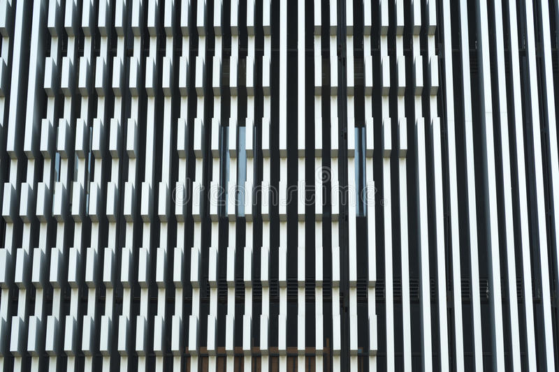 Steel Wall Designs Royalty Free Stock Photo