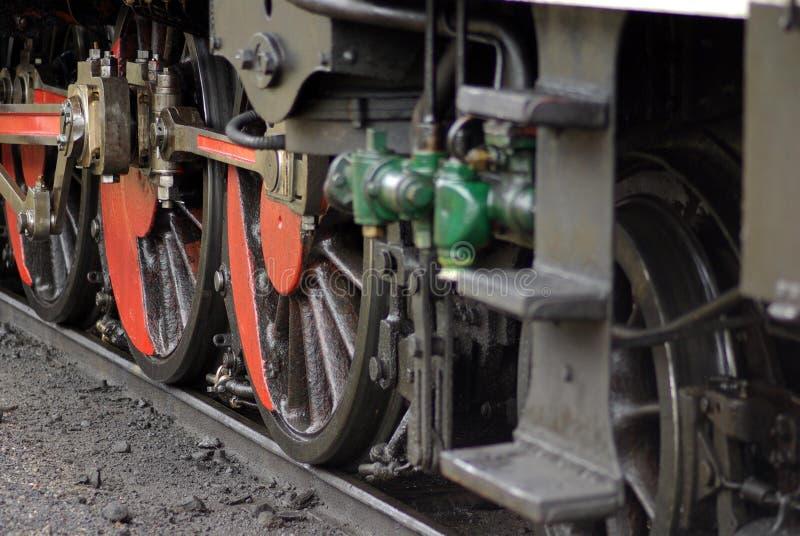 Download Steel wheels stock image. Image of steps, antique, cylinder - 22758261