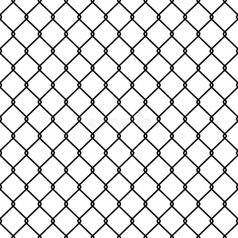 Free Steel Wire Mesh Seamless Background. Vector Stock Photography - 48890912