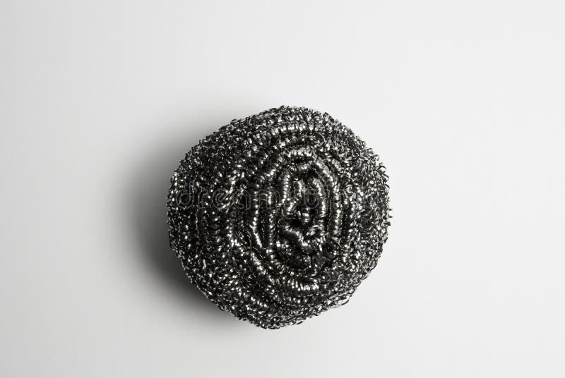 Steel wool royalty free stock image