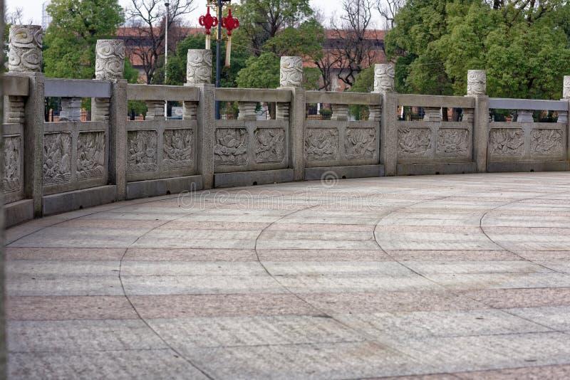 Steen die spectrum patroon-Qingyun snijden royalty-vrije stock foto's