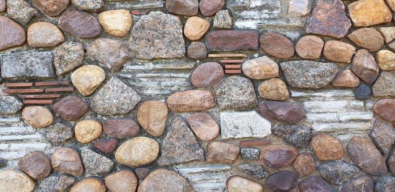 Steen en tegels stock afbeelding
