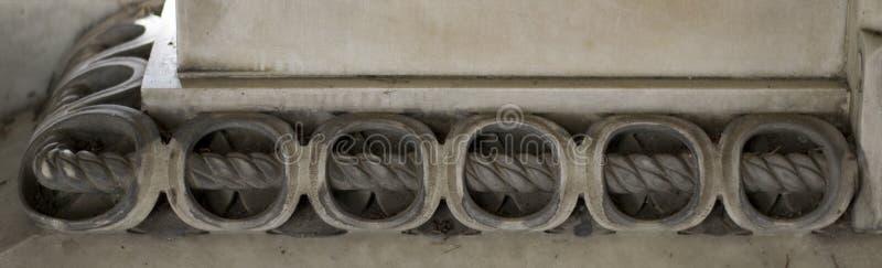 Download Steendecoratie (Kabelornament) Stock Foto - Afbeelding bestaande uit architectuur, architectonisch: 39114364