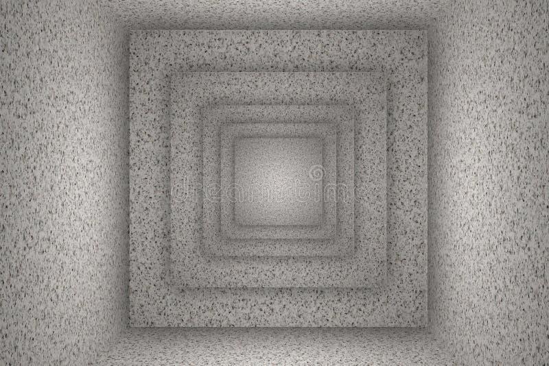 Steenkubus vector illustratie