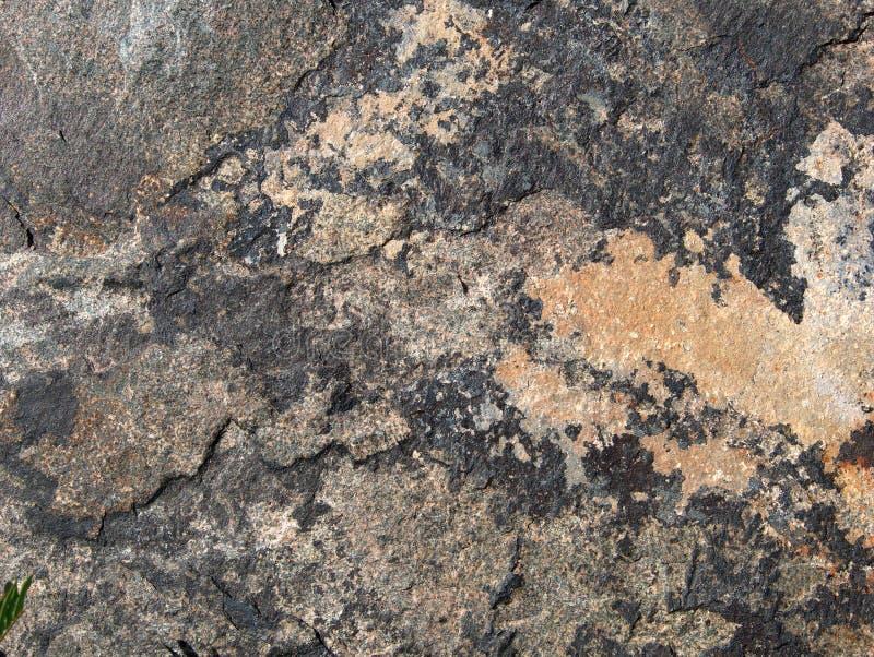 Steenplak, graniet, basalt, zandsteen, grijs en gekleurd als achtergrond stock foto's