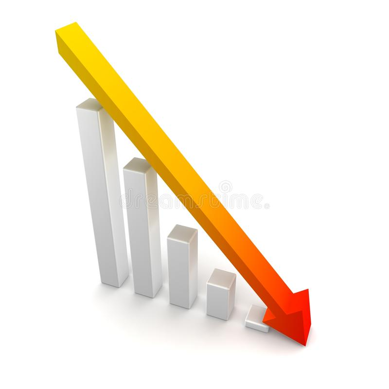 Download Huge Profit Loss stock illustration. Illustration of rendered - 30302525
