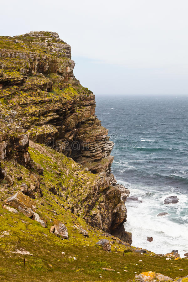 Download Steep Rocks At The Coastline Stock Photo - Image: 24341314