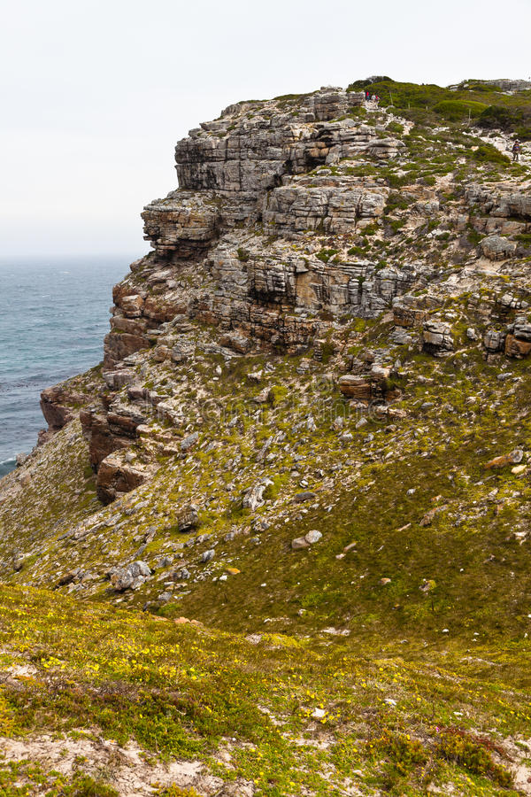 Download Steep rocks near the sea stock photo. Image of waves - 24341308