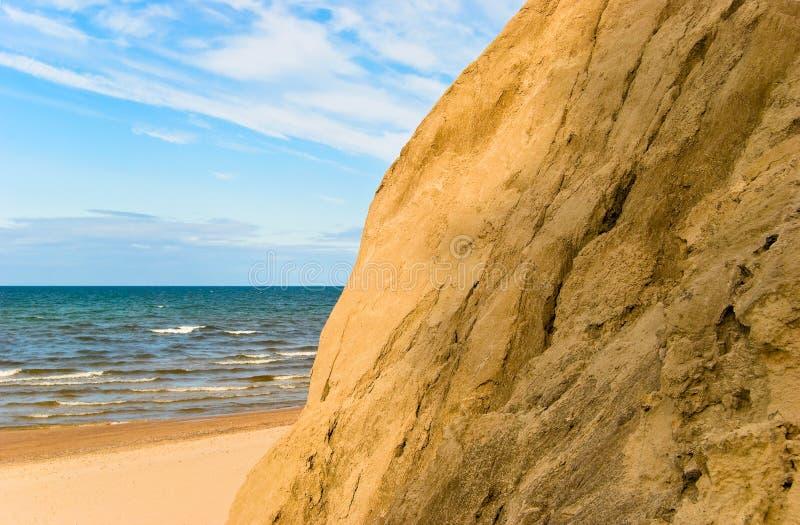 Download Steep Shores Of The Baltic Sea. Latvia Stock Photo - Image: 23822130