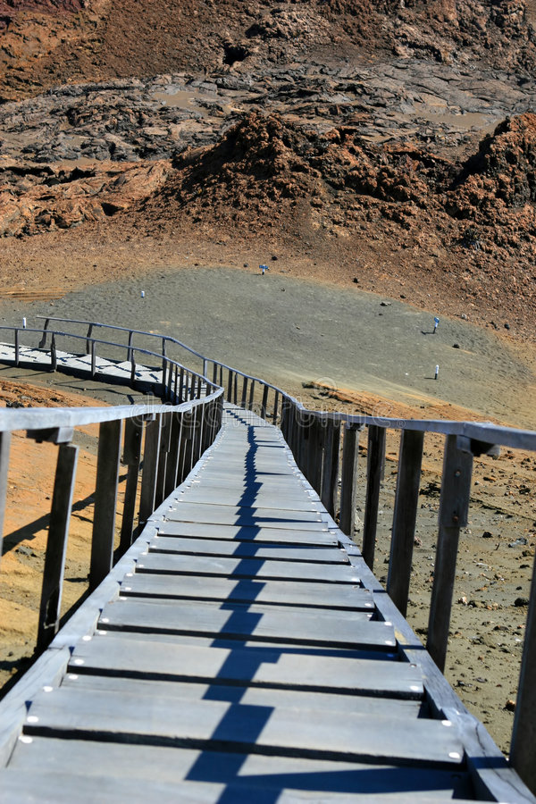 Download Steep Steps stock image. Image of parque, looking, volcano - 6221903