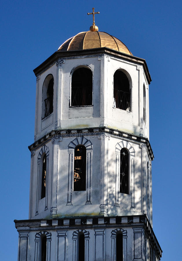 steeple obrazy royalty free