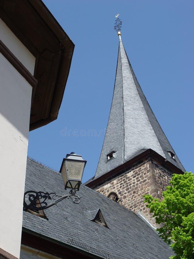 steeple fotografia de stock