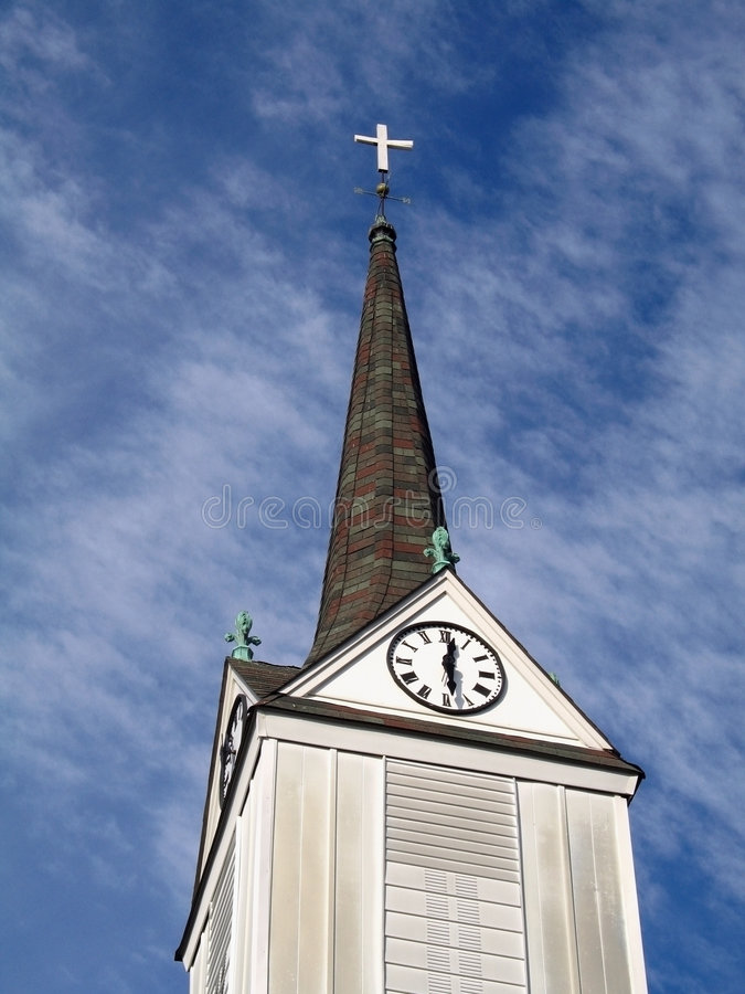 Download Steeple In Time stock image. Image of chapel, east, wooden - 85697