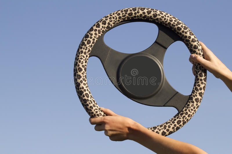 Download Steering Automobile Hands Female Stock Image - Image of cloth, plastic: 21703403