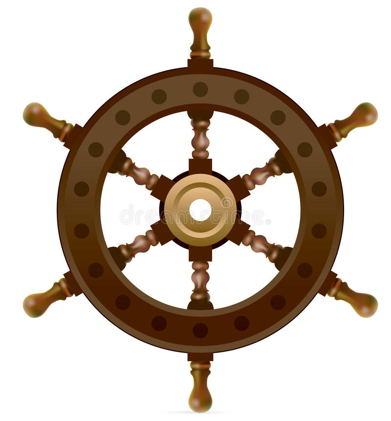 Steering control vector illustration