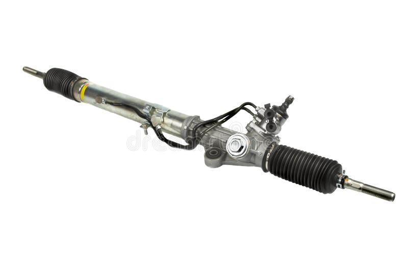 Steering rack stock image