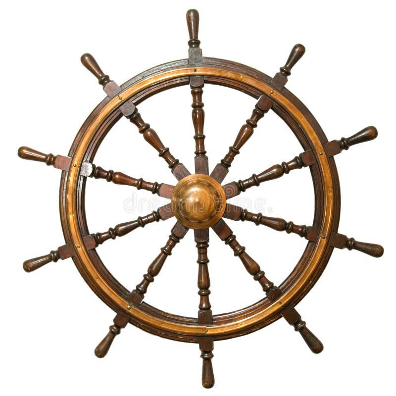 Steering whee stock image