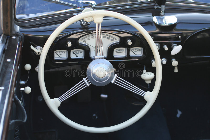 Download Steering Wheel Royalty Free Stock Images - Image: 1775939
