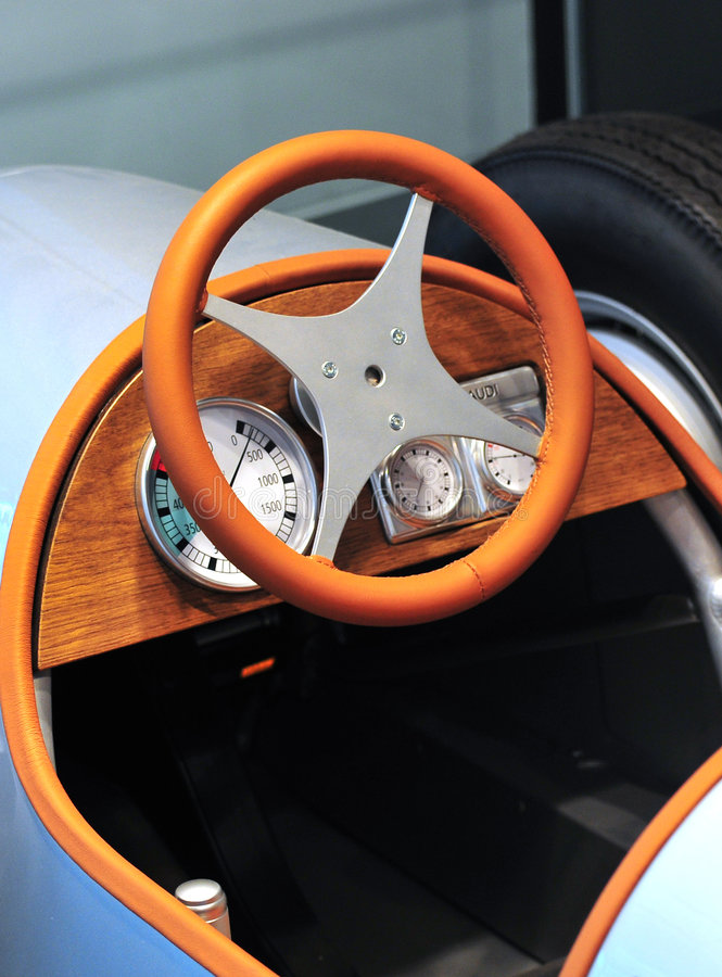 Steering Wheel Royalty Free Stock Photography