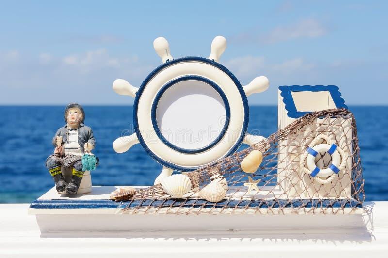 Steering Wheel Souvenir Royalty Free Stock Image