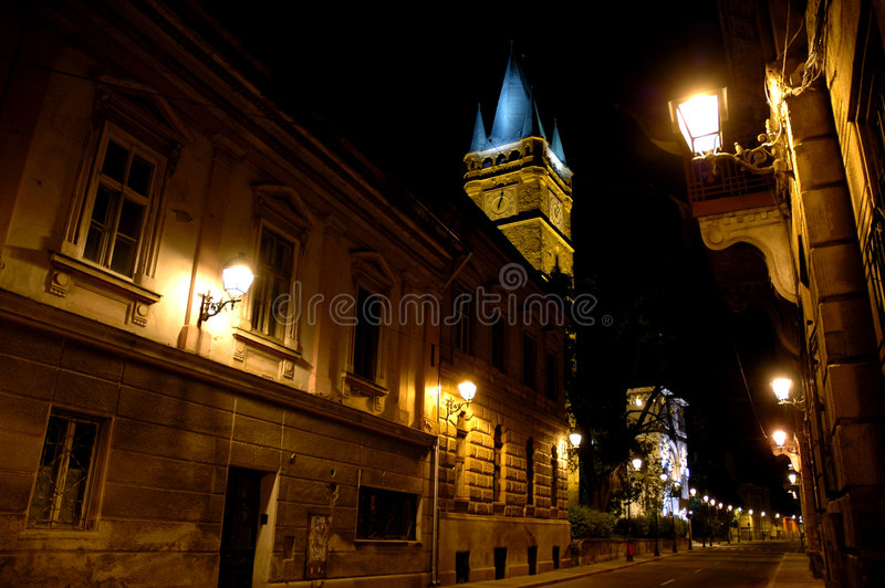 Stefan Cel Mare Tower royalty free stock photo