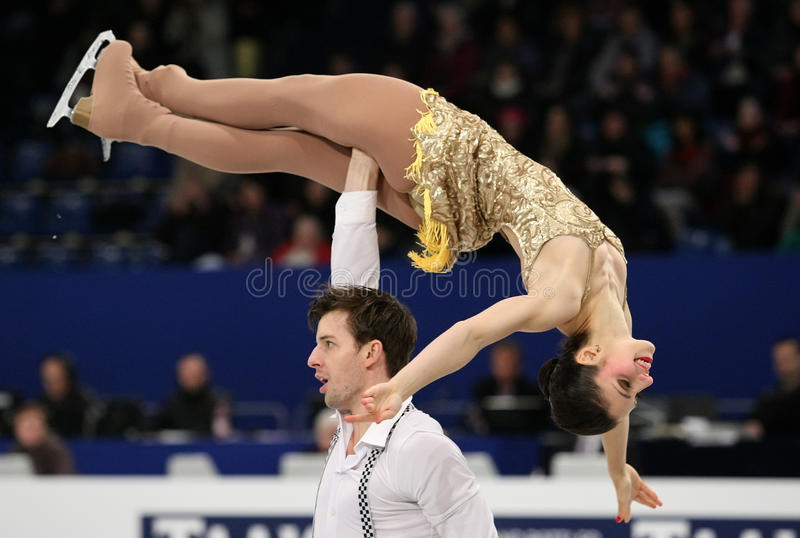 Stefania BERTON Ondrej/HOTAREK (ITA) Fotografia Editorial