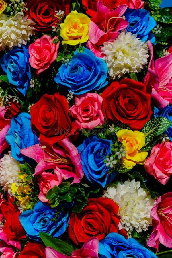 Steg blomman av förälskelse royaltyfria bilder