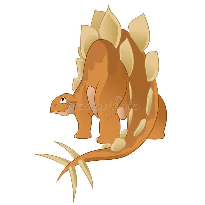 Stegosaur бесплатная иллюстрация