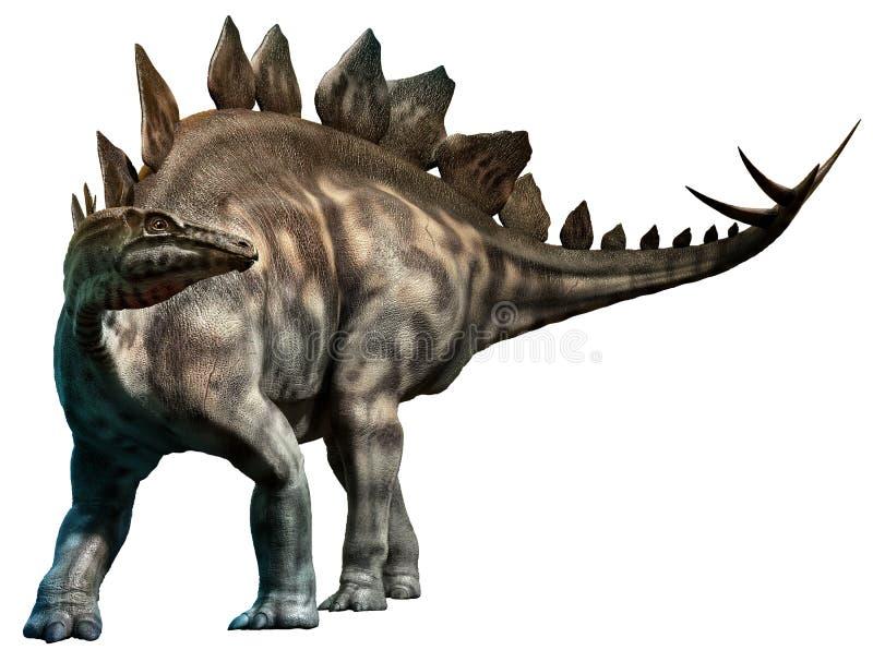 stegosaurus ilustração stock