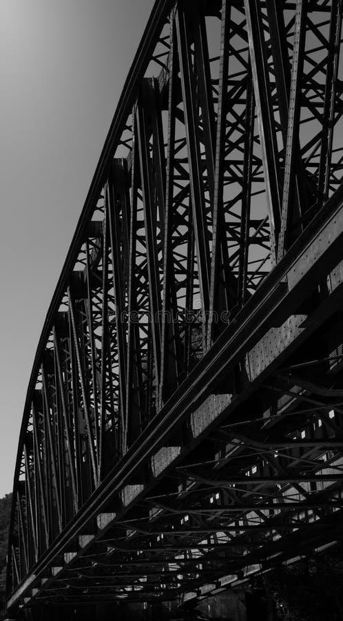 Stehlen Sie Brücke stockfotos