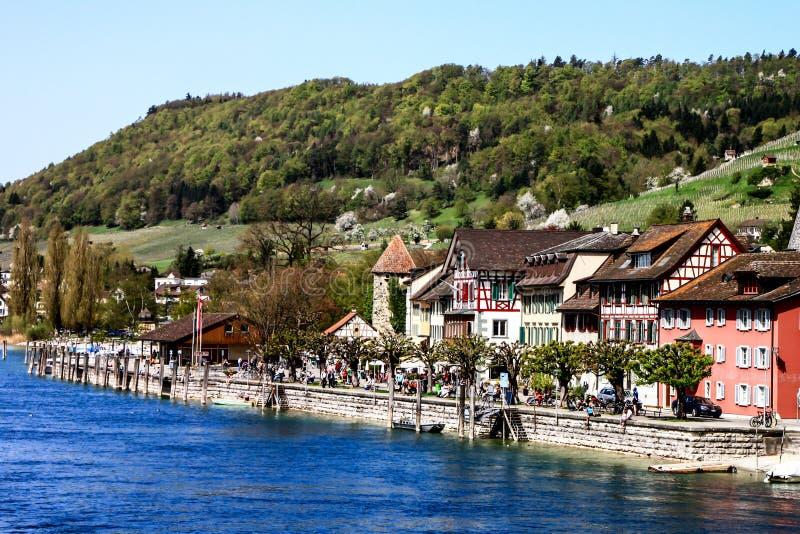 Stein am Rhein, Schaffhausen, Switzerland 1 stock images