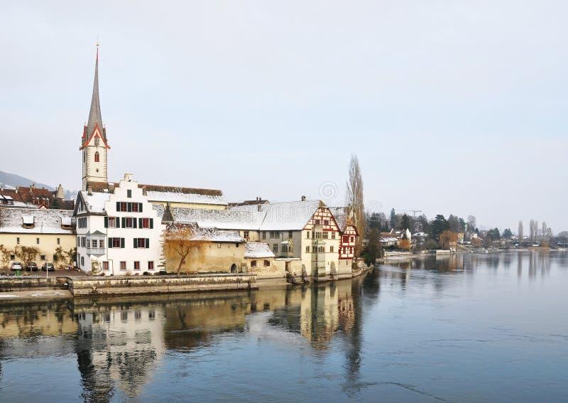 Download Stein Am Rhein, Switzerland Stock Photography - Image: 12570122