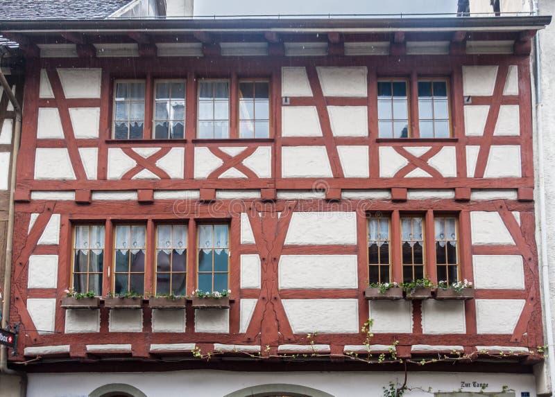 Stein am Rhein Zwitserland royalty-vrije stock foto's