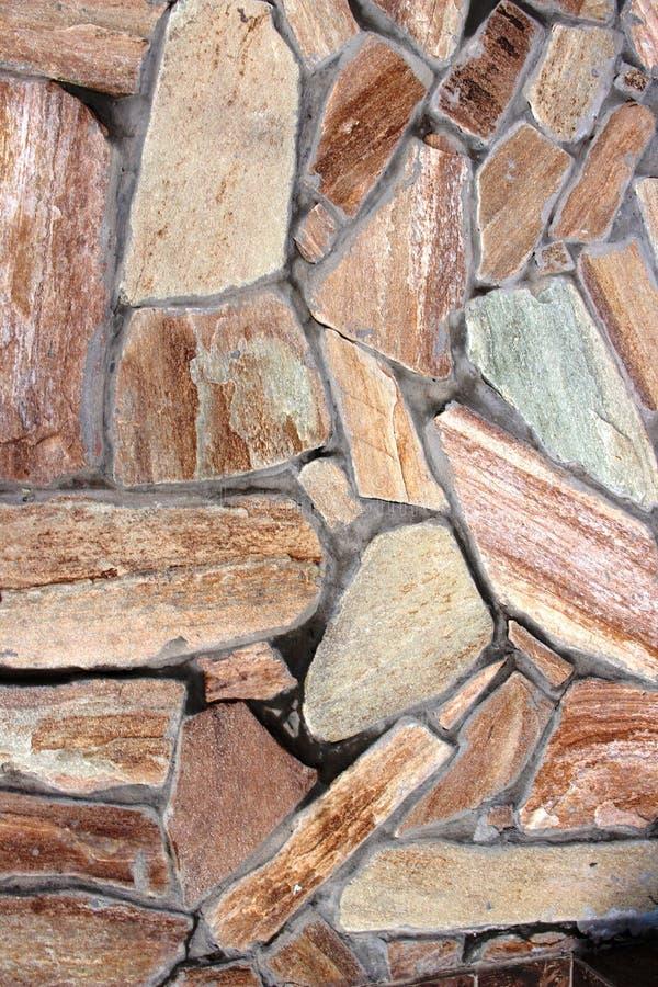 Steinboden, Struktur in den beige Tönen, vertikal stockfotografie