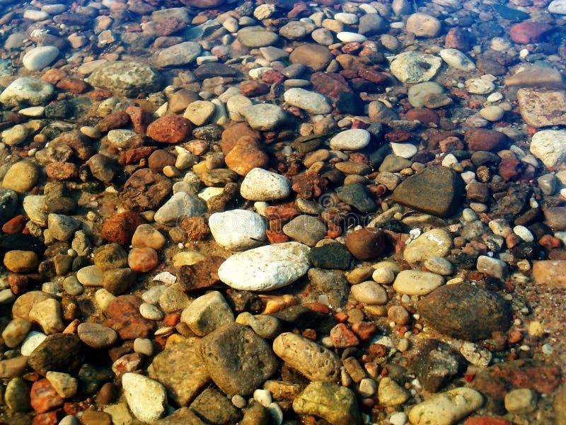 Download Steine stockbild. Bild von strom, outdoor, felsen, umgebung - 48261
