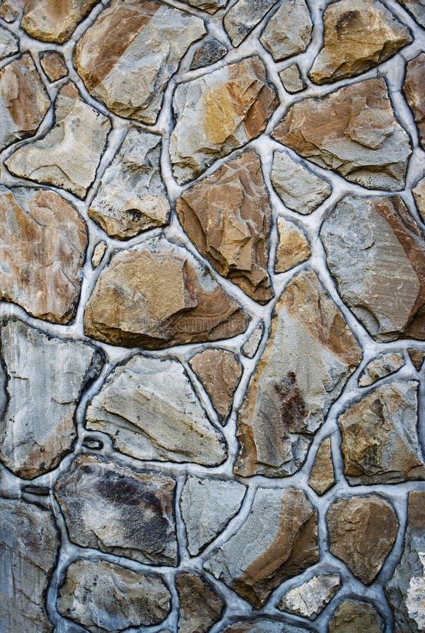 Steinpflasterungsmosaik stockbilder