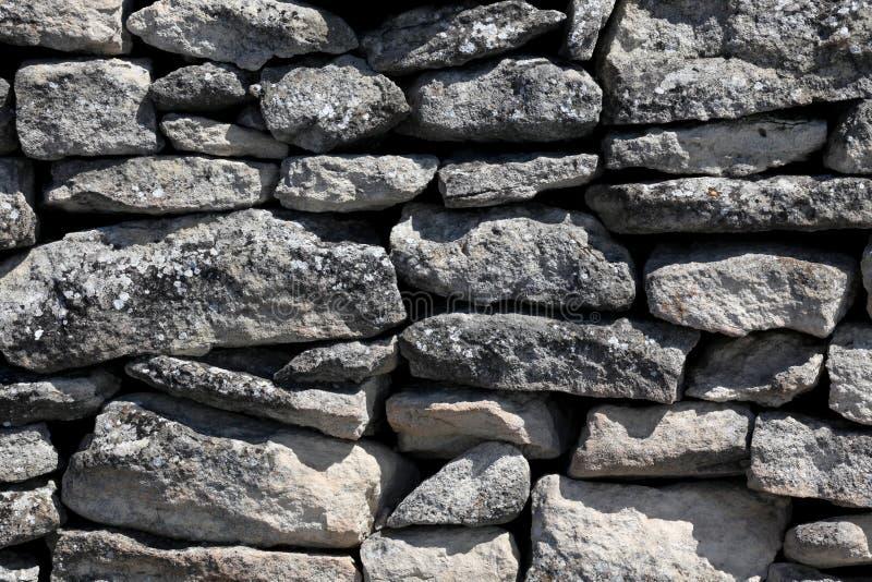 Steinwand-Beschaffenheitshintergrund stockfoto