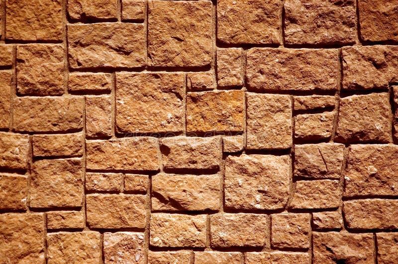 Steinwand-Nahaufnahme lizenzfreies stockbild
