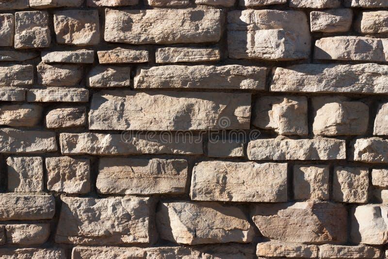 Steinwandbeschaffenheit lizenzfreie stockbilder