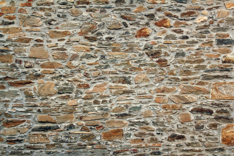 Steinwandhintergrund lizenzfreie stockfotos