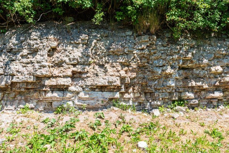 Steinziegelstein tectured Muster in der Natur lizenzfreie stockbilder